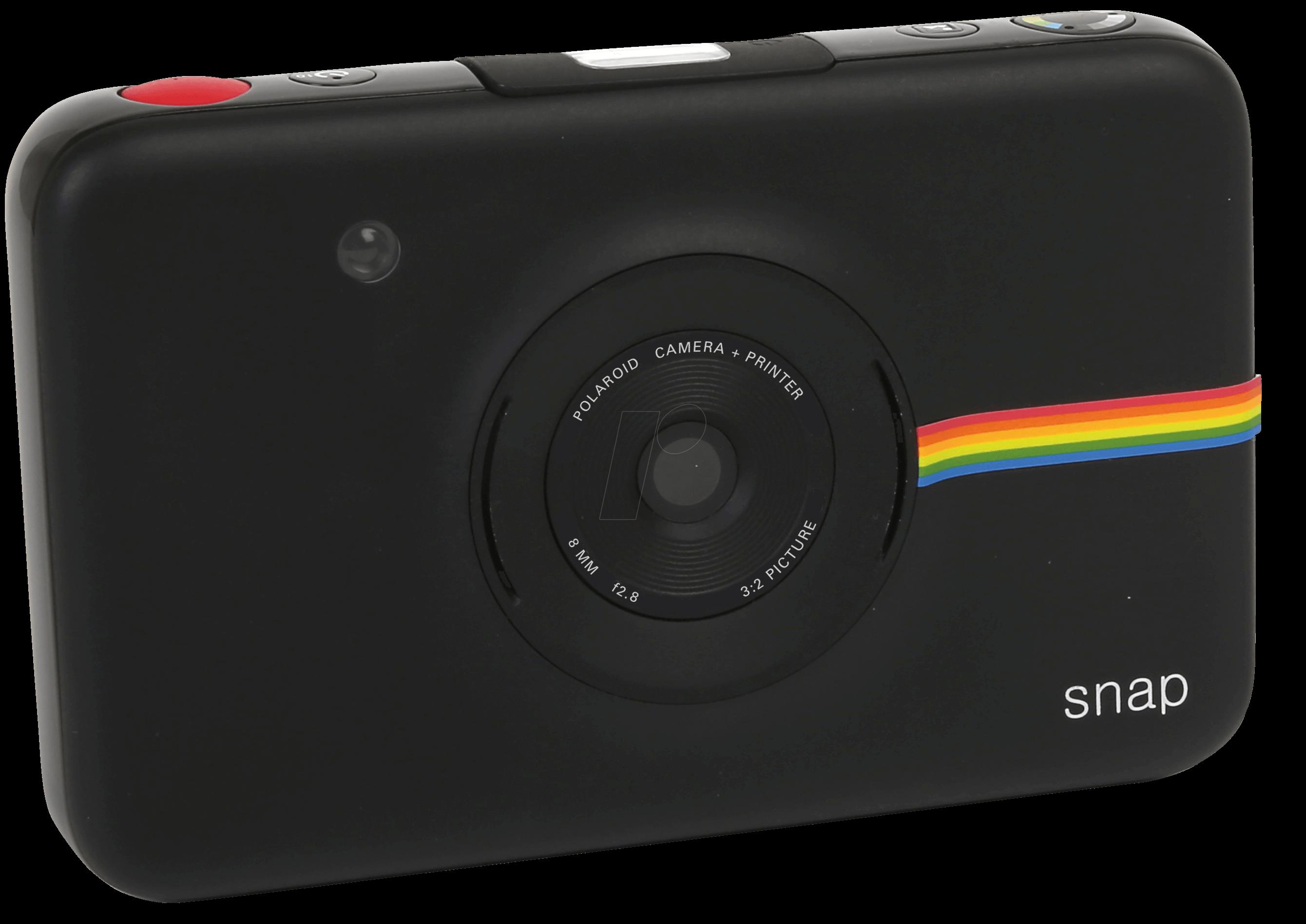 polaroid sp01b instant digital camera black at reichelt elektronik