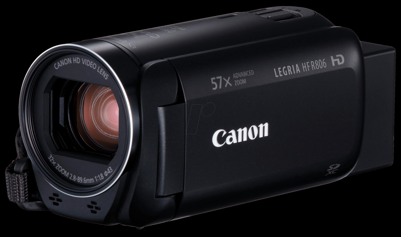 LEGRIA HFR806 SW - digitaler Camcorder, Full HD...