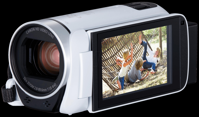 LEGRIA HFR806 WS - digitaler Camcorder, Full HD...