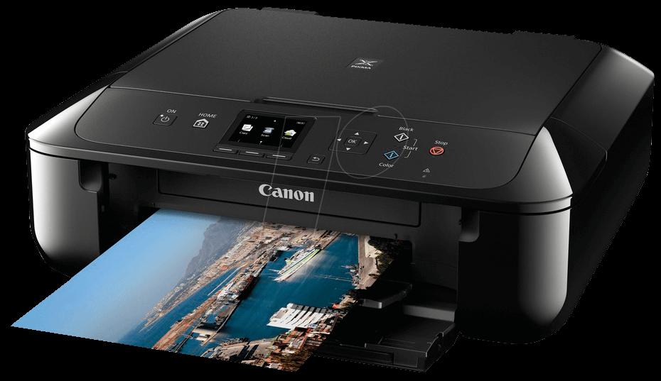canon mg5750 sw 3in1 multifunktionsdrucker mit wlan. Black Bedroom Furniture Sets. Home Design Ideas