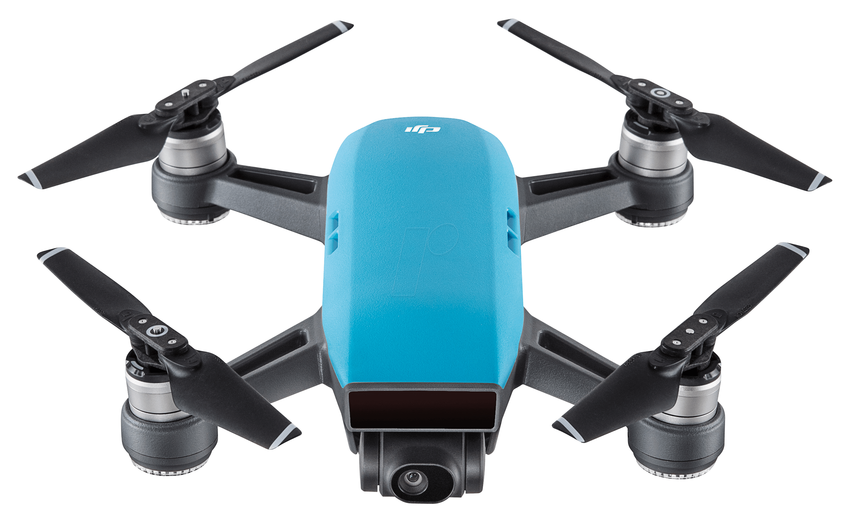 DJI 000743 - Quadrocopter, SPARK, blau