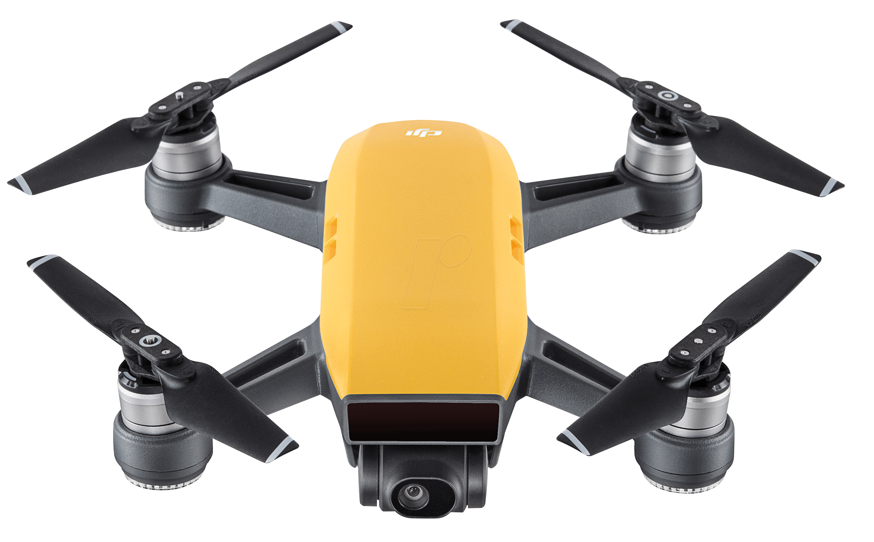 DJI 000890 - Quadrocopter, SPARK, Bundle, gelb
