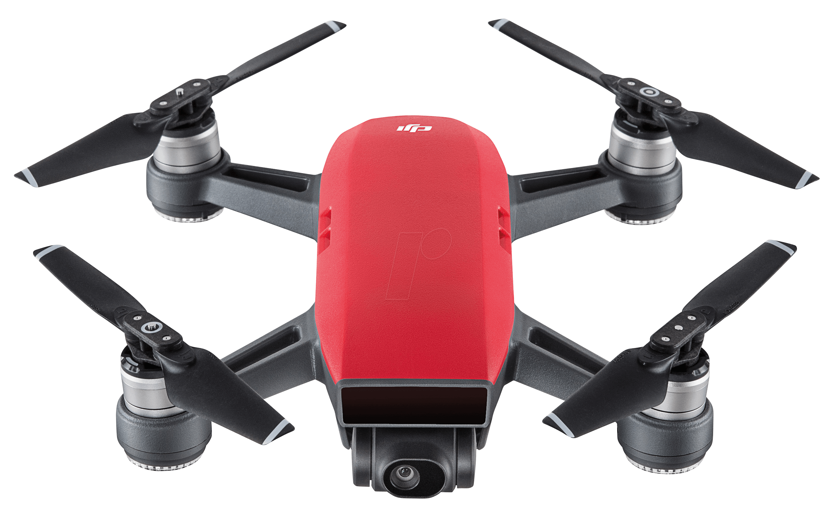 DJI 000891 - Quadrocopter, SPARK, Bundle, rot
