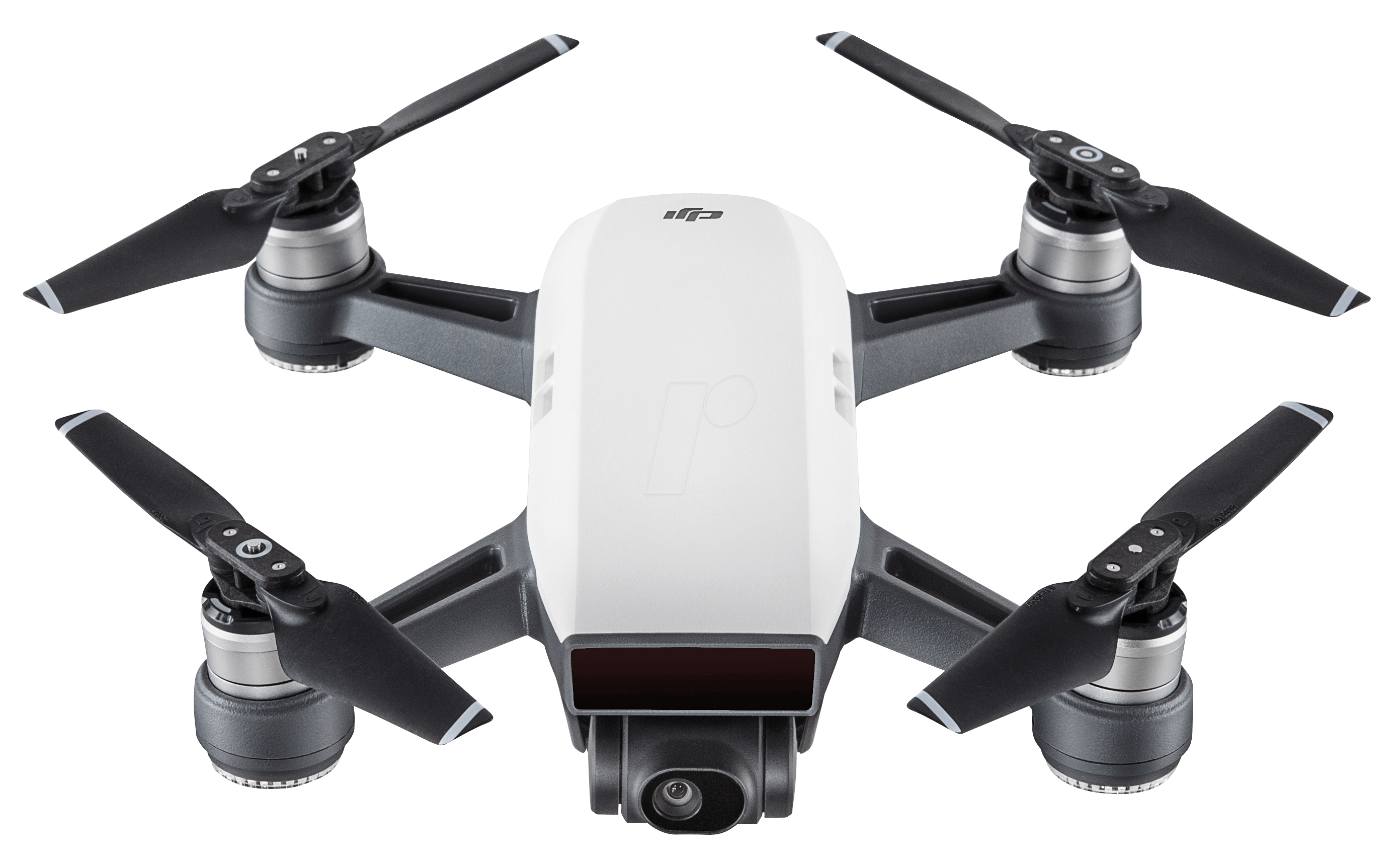 DJI 000889 - Quadrocopter, SPARK, Bundle, weiß