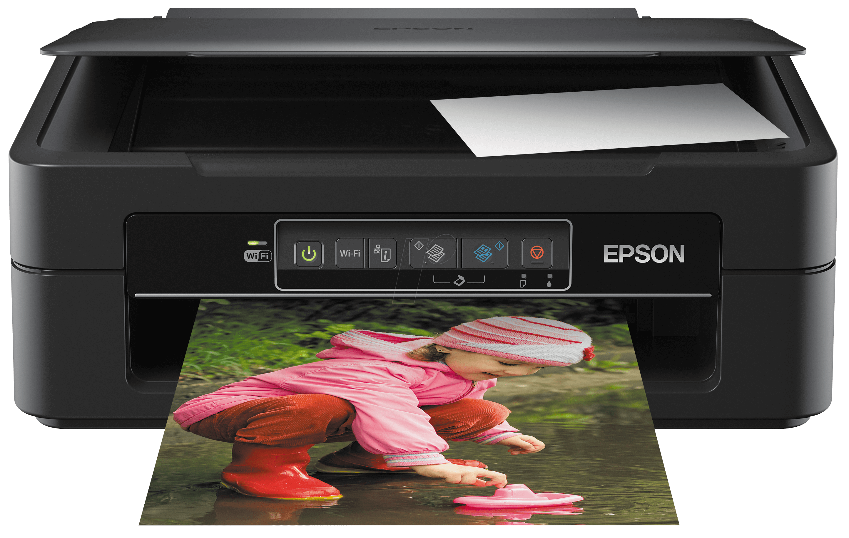 epson xp 245 3 in 1 mfp wi fi at reichelt elektronik. Black Bedroom Furniture Sets. Home Design Ideas