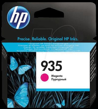 TINTE C2P21AE - Tinte - HP - magenta - 935 - or...