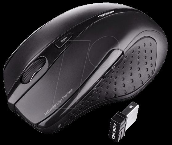 CHERRY JW-T0100 Maus Mouse , Funk, Infrarot für Notebooks