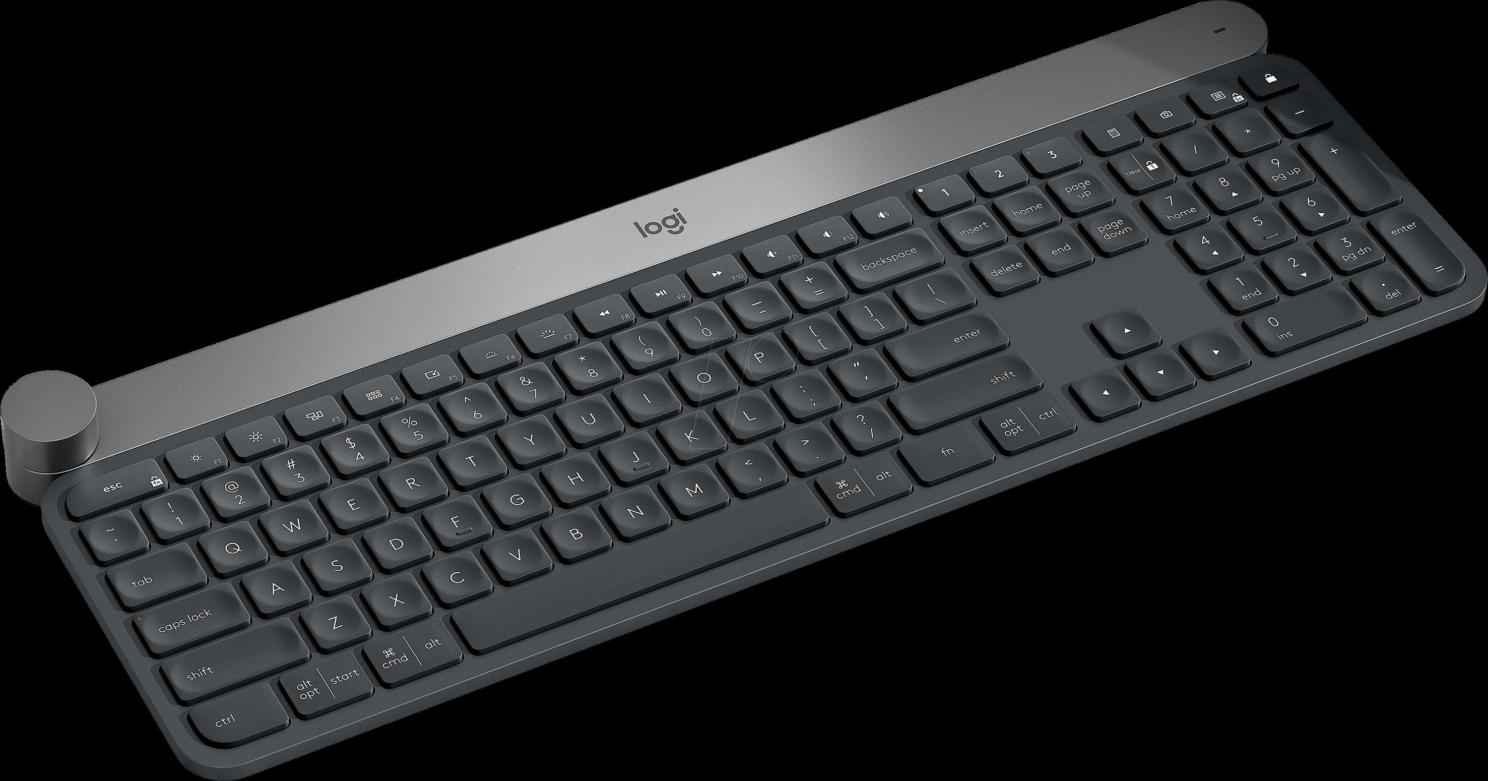 Tastatur Logitech Craft Advanced keyboard LOGITECH 920