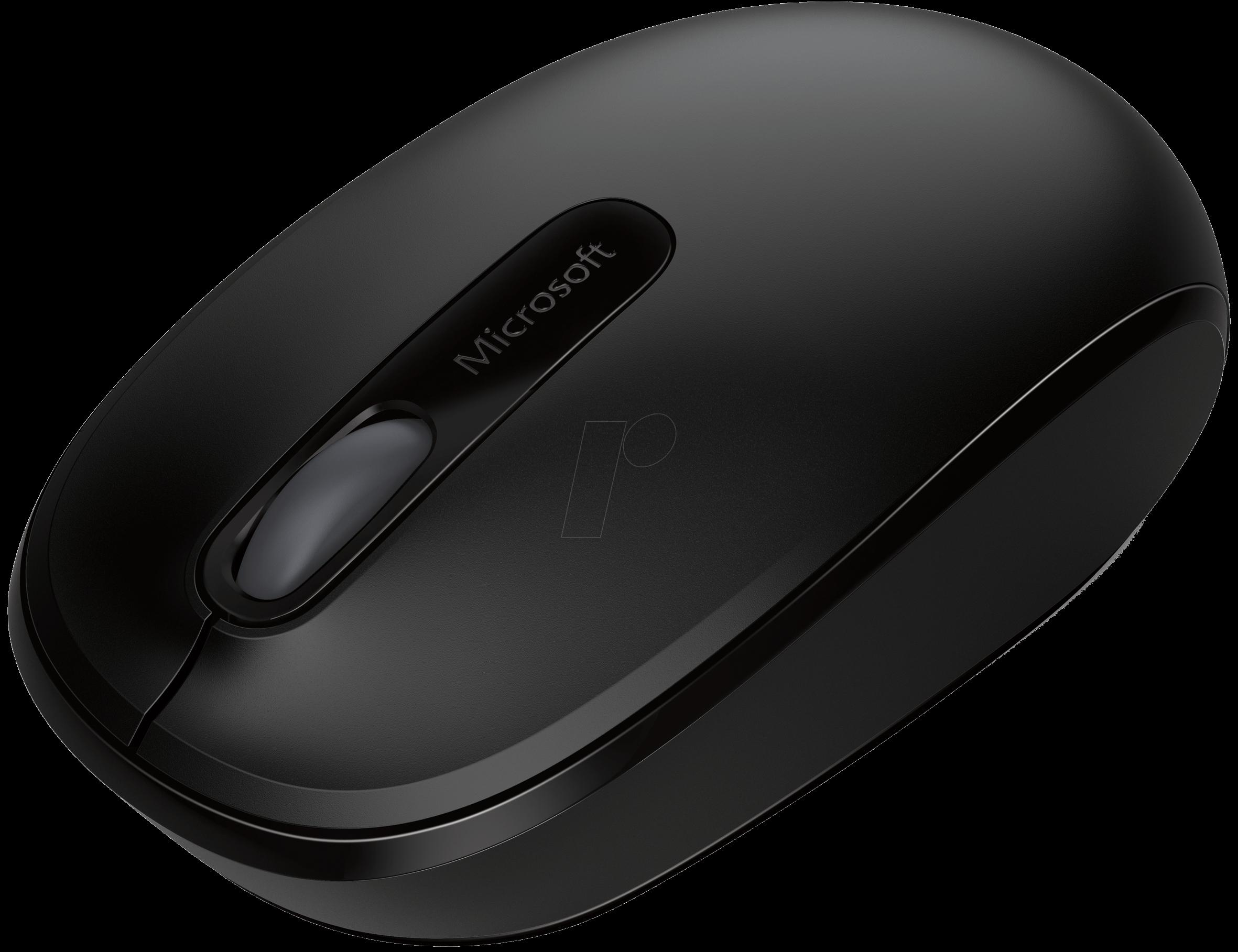 MS WMM 1850 SW - Wireless Mouse - black