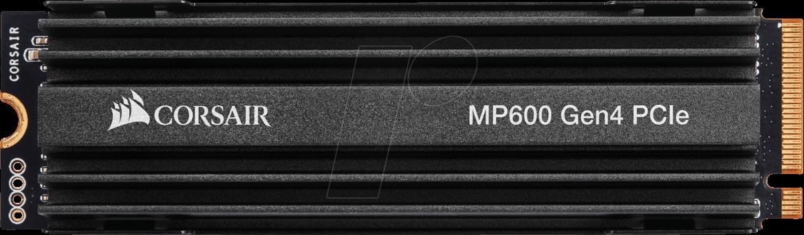 CSSD-F1000-MP600 Corsair MP600 SSD 1TB PCIe M 2 NVMe
