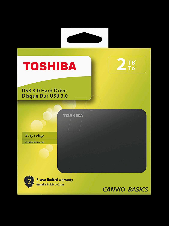 HDTB420EK3AA: Toshiba Canvio Basics 2TB bei reichelt