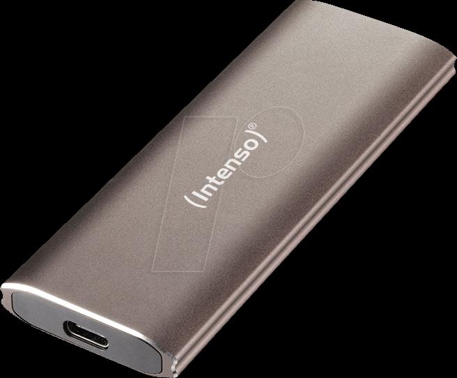 INTENSO 3825450 Intenso externe SSD 500GB Professional USB 3.1