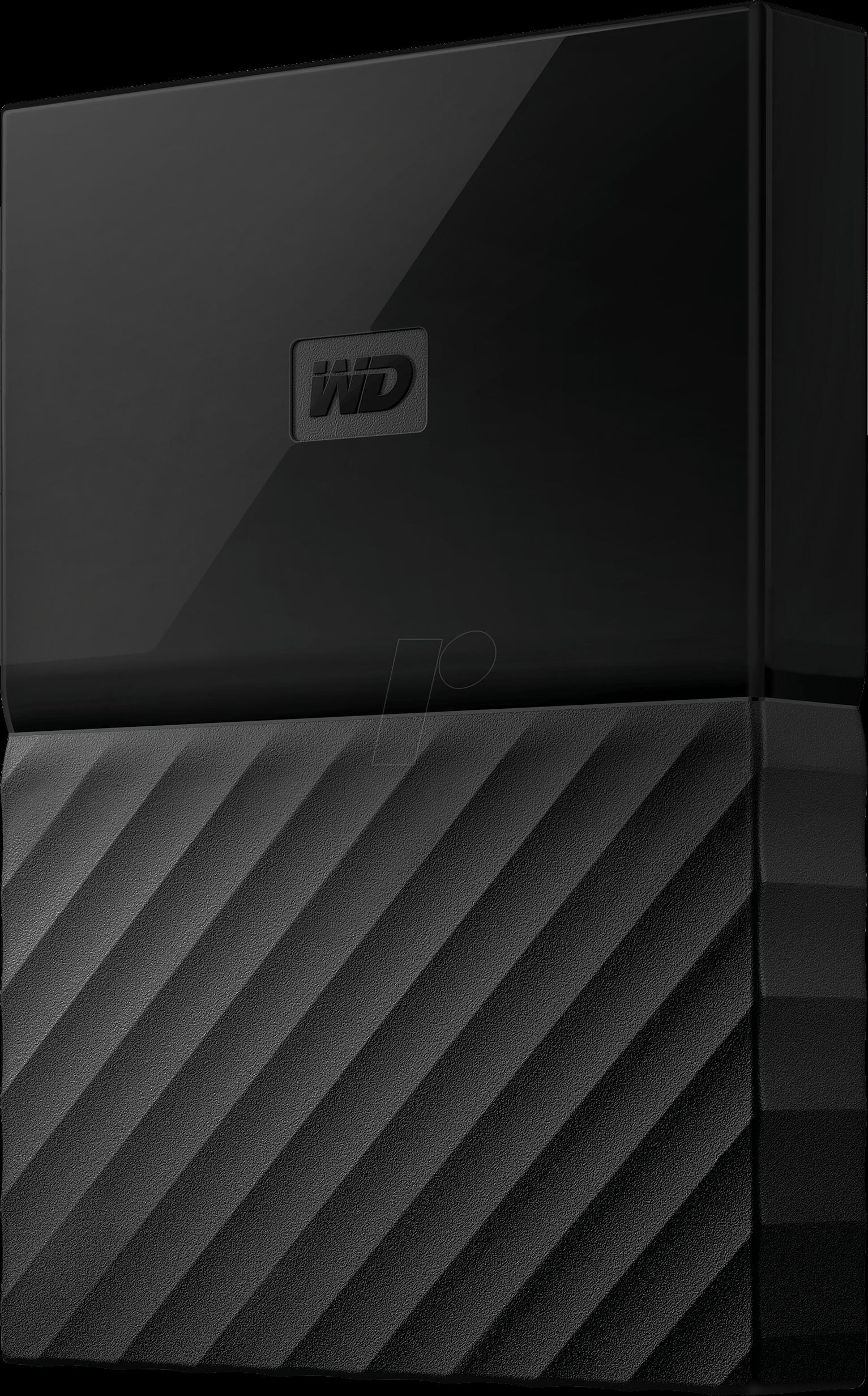 WDBFKF0010BBK - WD 1TB My Passport for Mac Portable Hard Drive