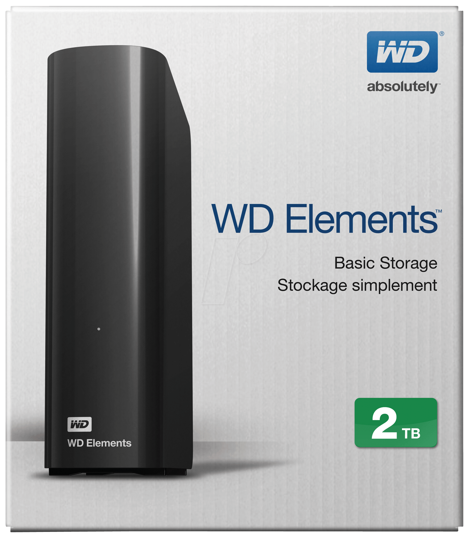 WD ELEMENTS DESKTOP 2TB TREIBER WINDOWS 7