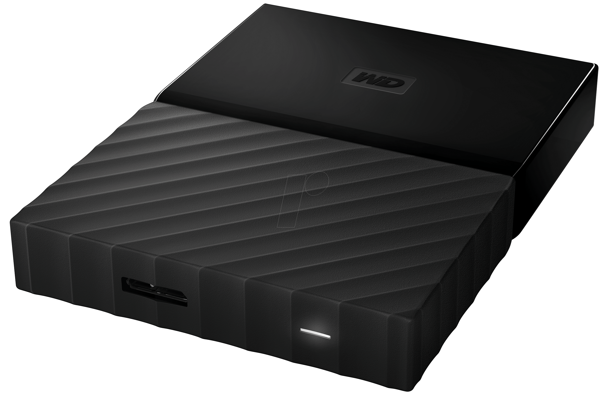 WDBYNN0010BBK: WD 1TB My Passport Portable Hard Drive ...