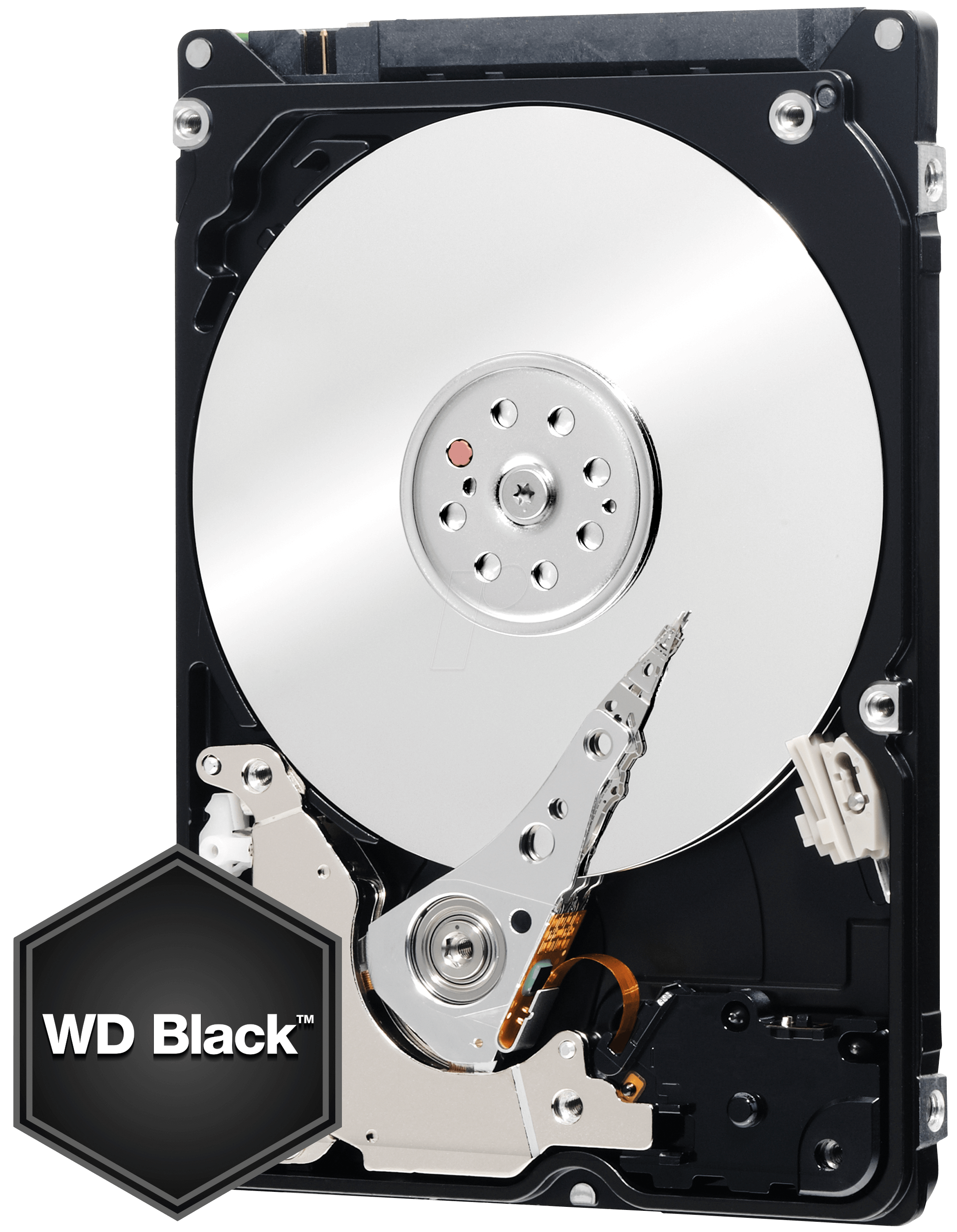 WESTERN DIGITAL WD3200LPLX - Notebook-Festplatte, 320 GB, WD Black