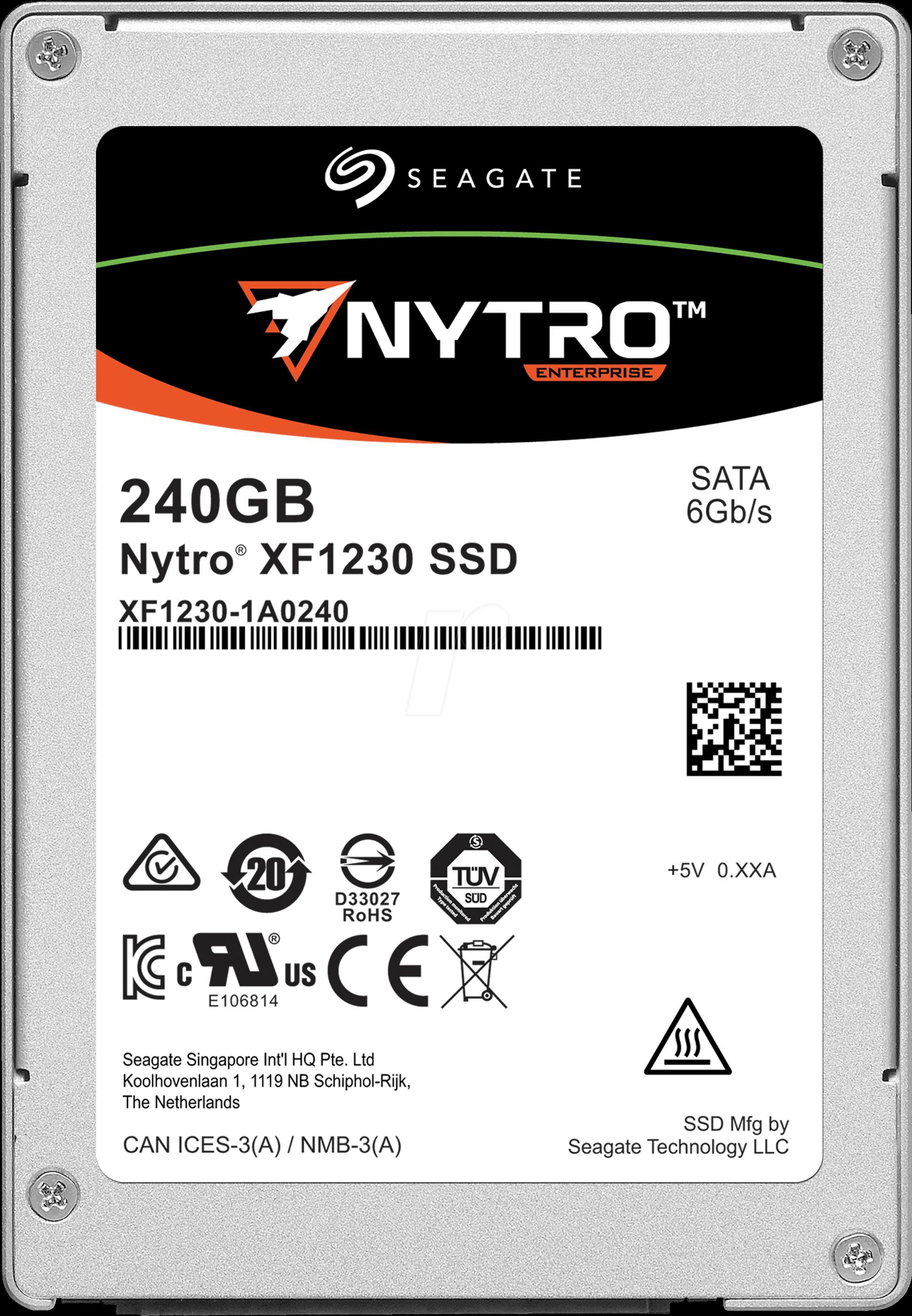 XF1230-1A0240 - Seagate Nytro XF1230, 240GB