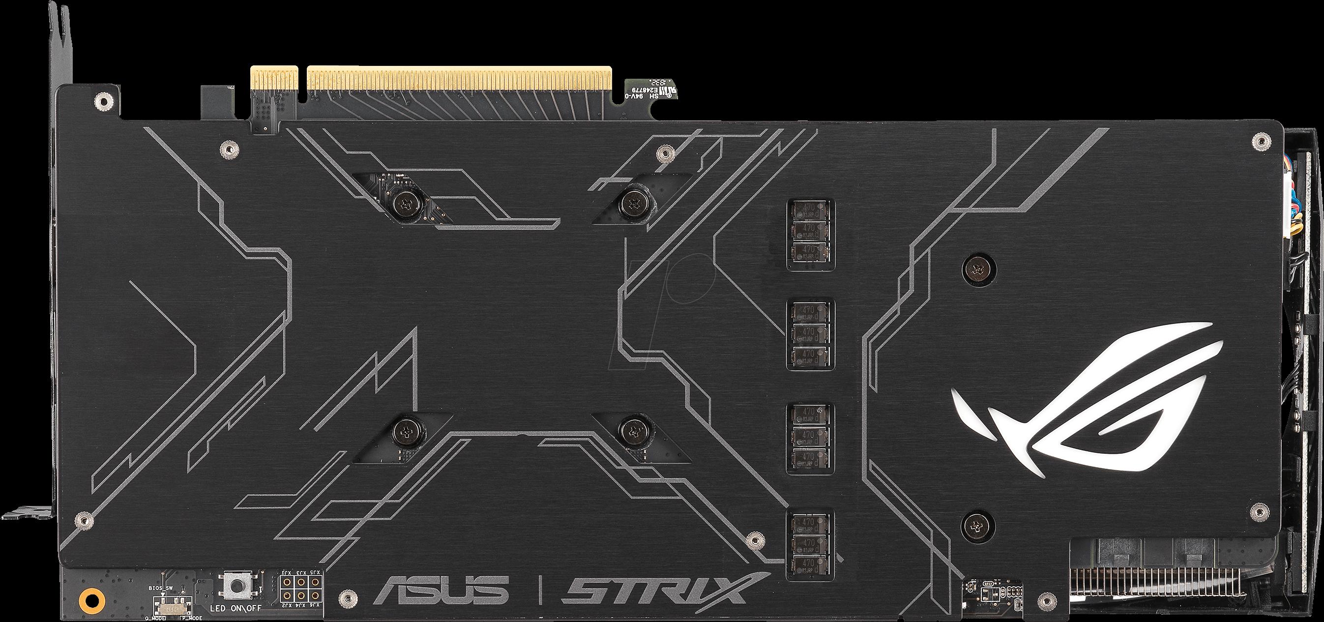 ASUS 90YV0C90 - ASUS GF RTX 2070 OC - 8 GB