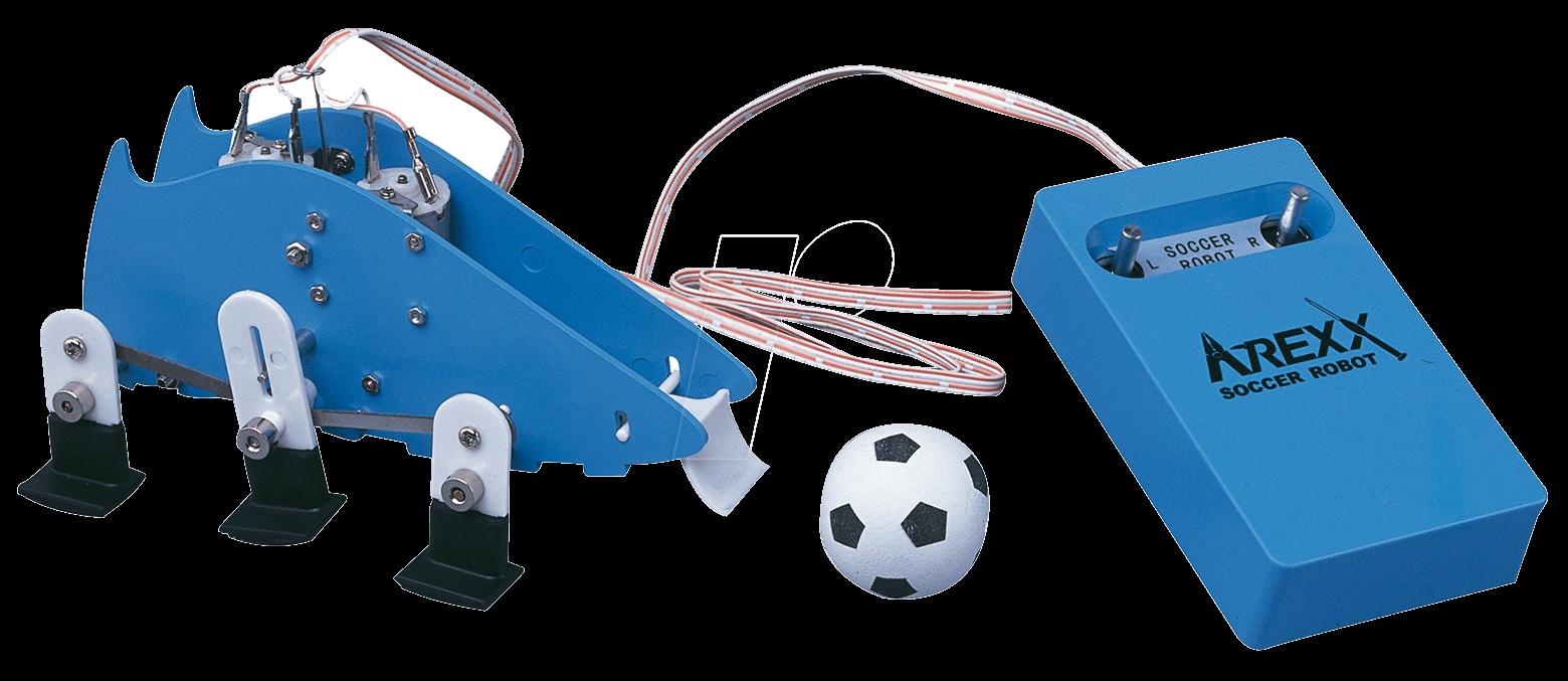 SOCCER ROBOT - Soccer Robot - sechsbeiniger Fuß...