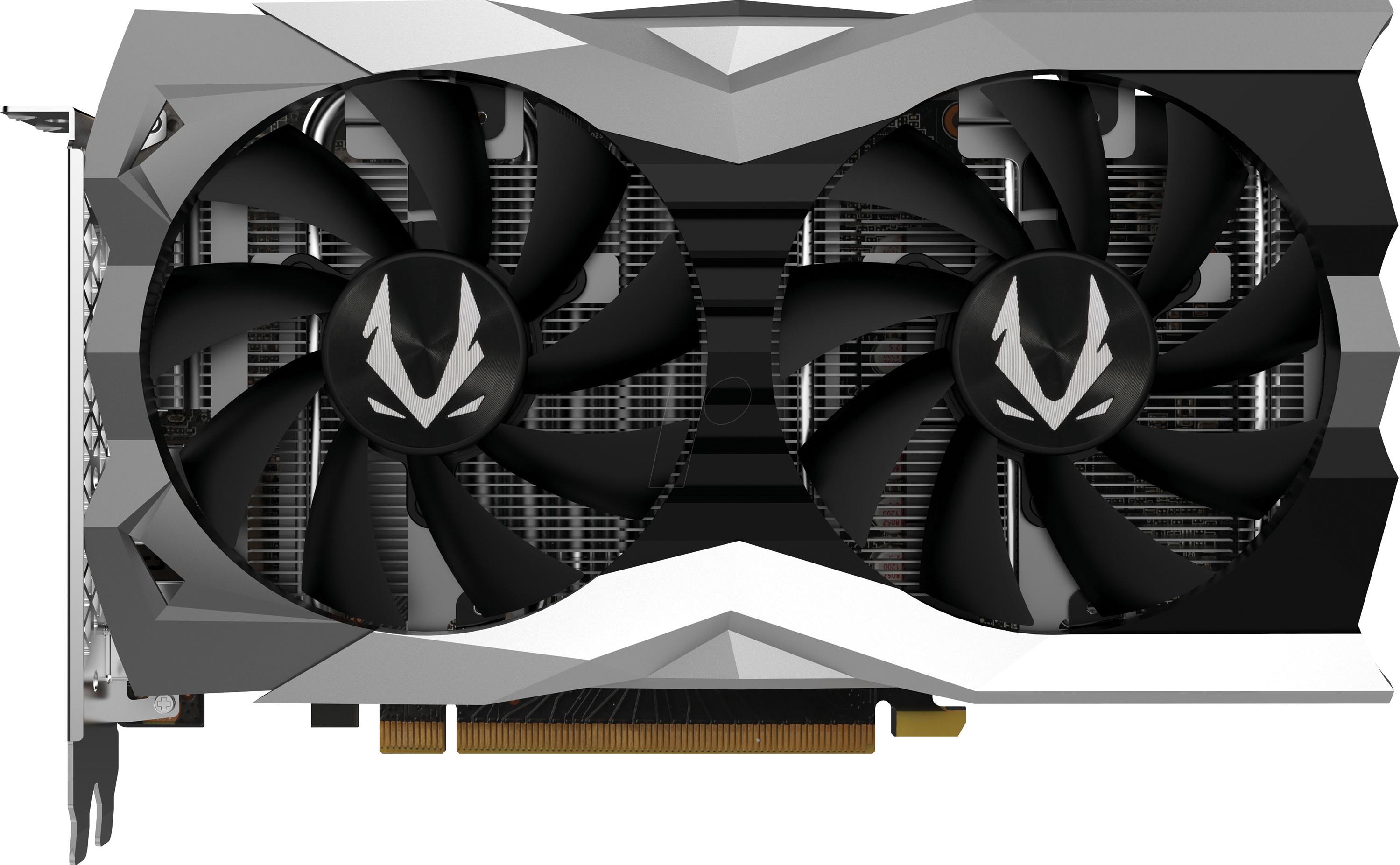 ZT-T20600D-10M ZOTAC GAMING GeForce RTX 2060 AMP 6GB