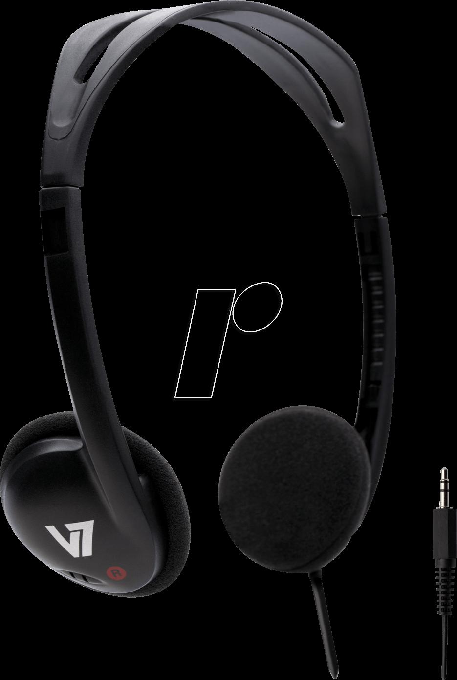 V7 HA3002EP - Kopfhörer, Klinke, Stereo, HA300-2EP
