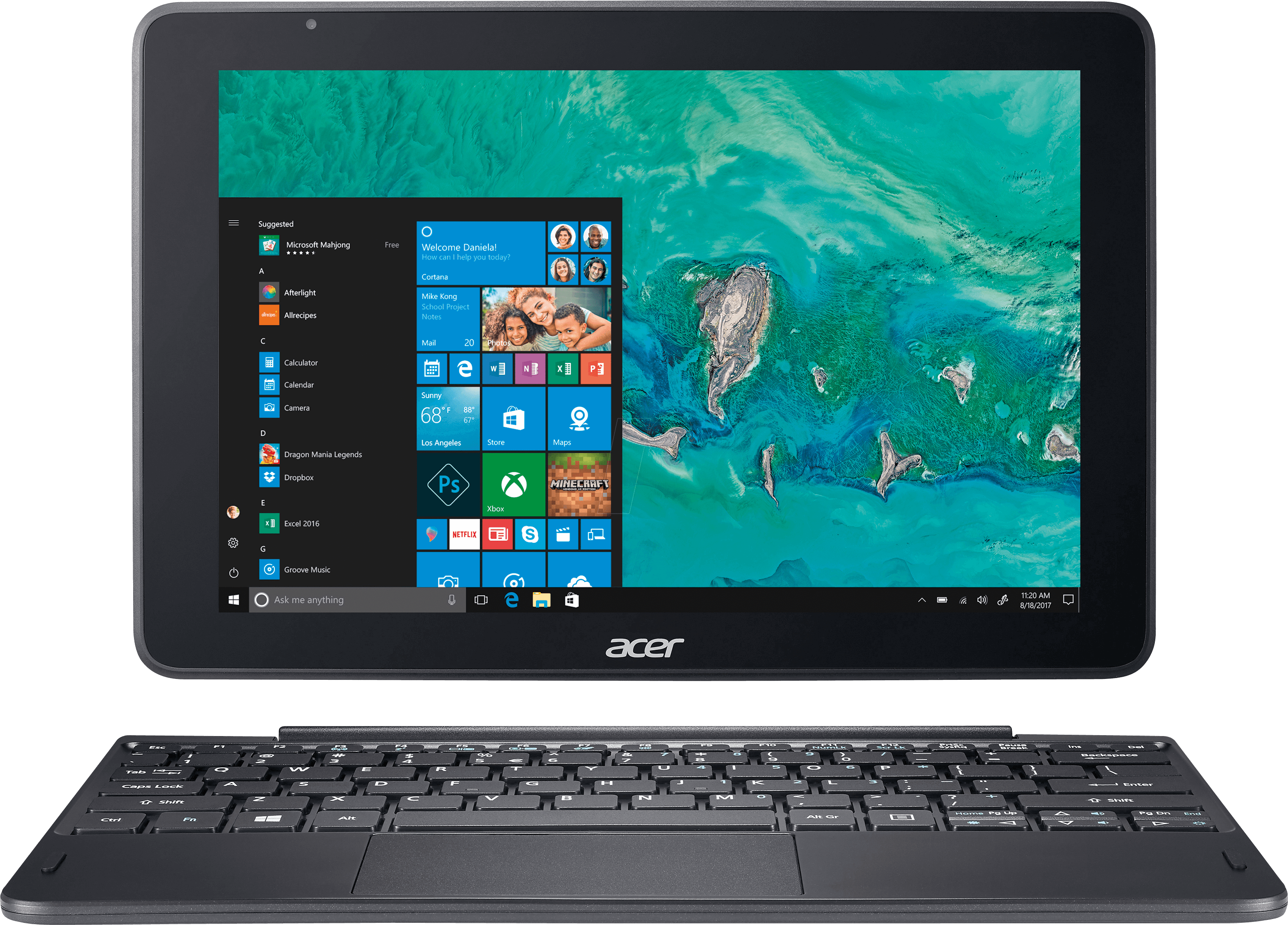 ACER S1003-13ZD - Tablet, Acer One, Windows 10 Home