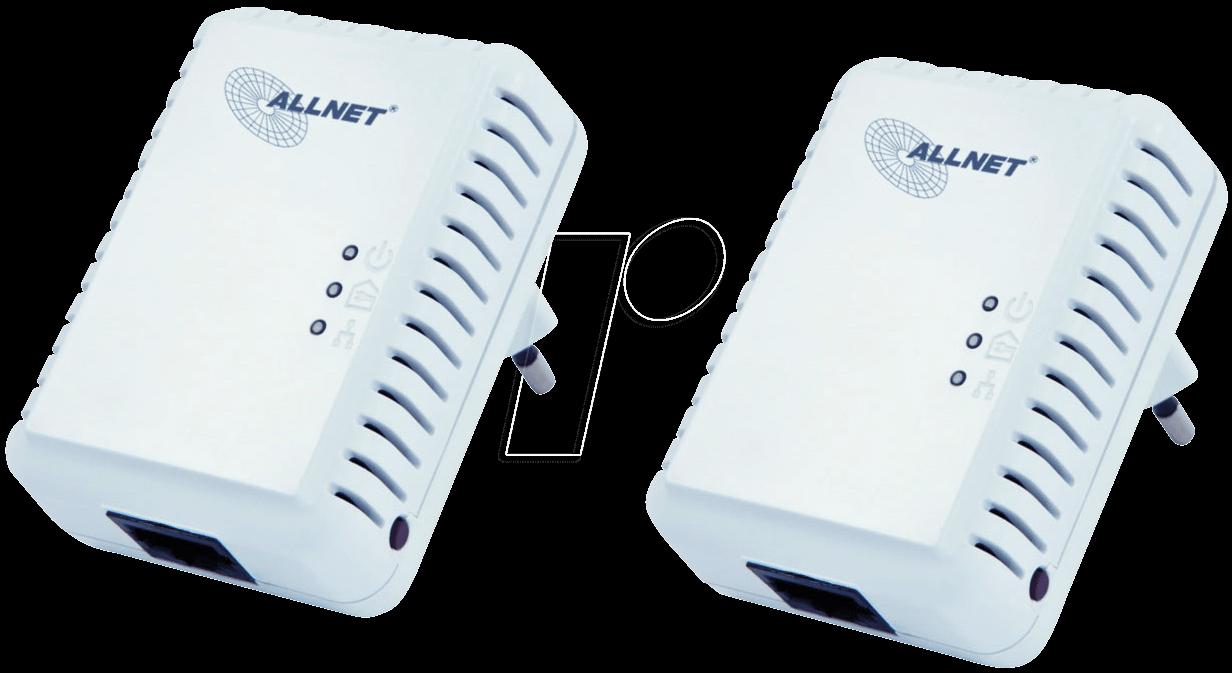 ALLNET AL168250K: Powerline Kit (2 Geräte) bei reichelt elektronik
