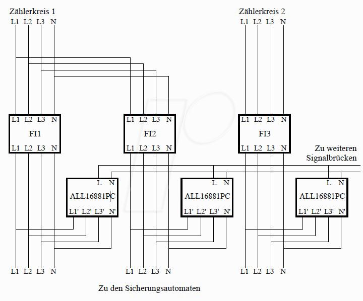 allnet pc powerline phasenkoppler  phasen  lx