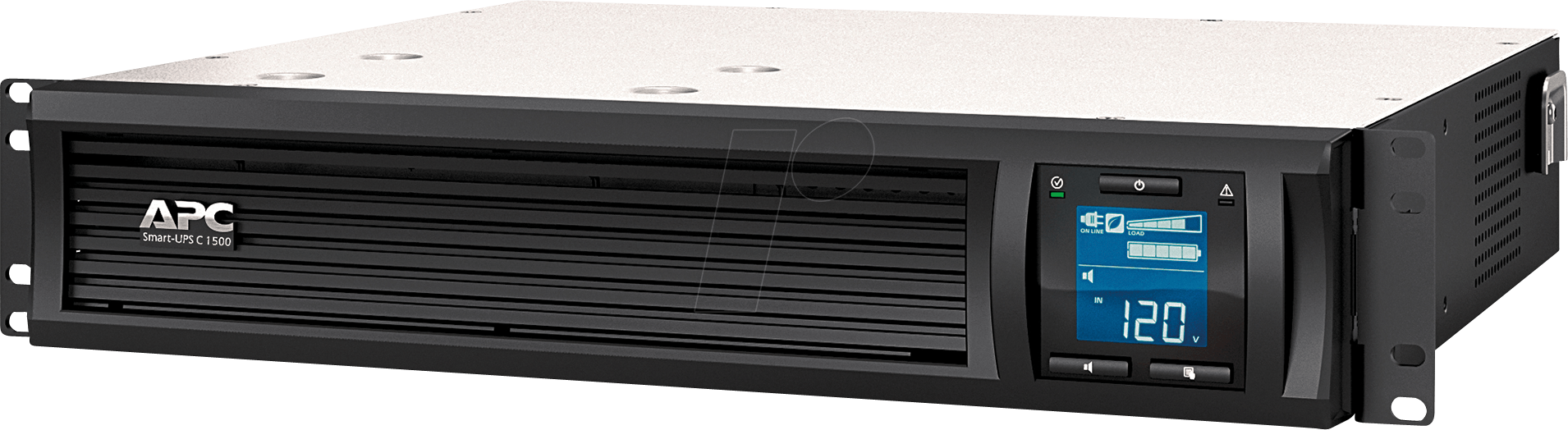 APC SMC1500I-2UC - Smart-UPS C 1500VA LCD RM 2U 230V