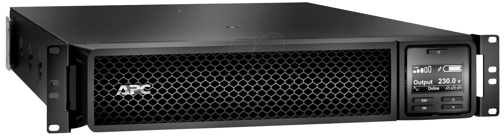 APC SRT2200RMXLI - APC Smart-UPS SRT 2200 VA, Rackmount, 230V