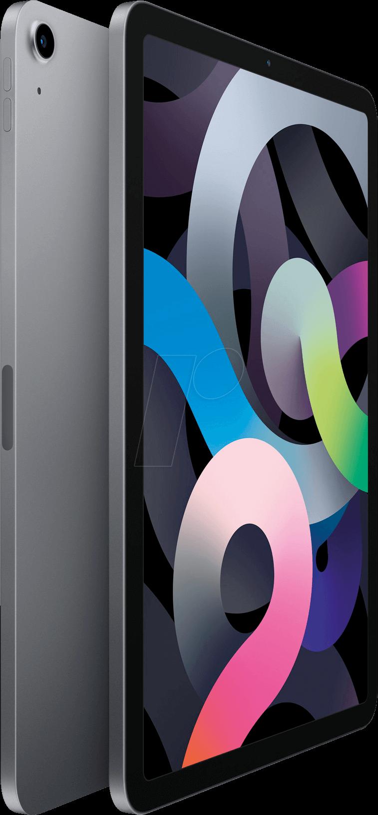iPad Air 20. Generation, Wi Fi + Cellular, 620 GB, Space Grau
