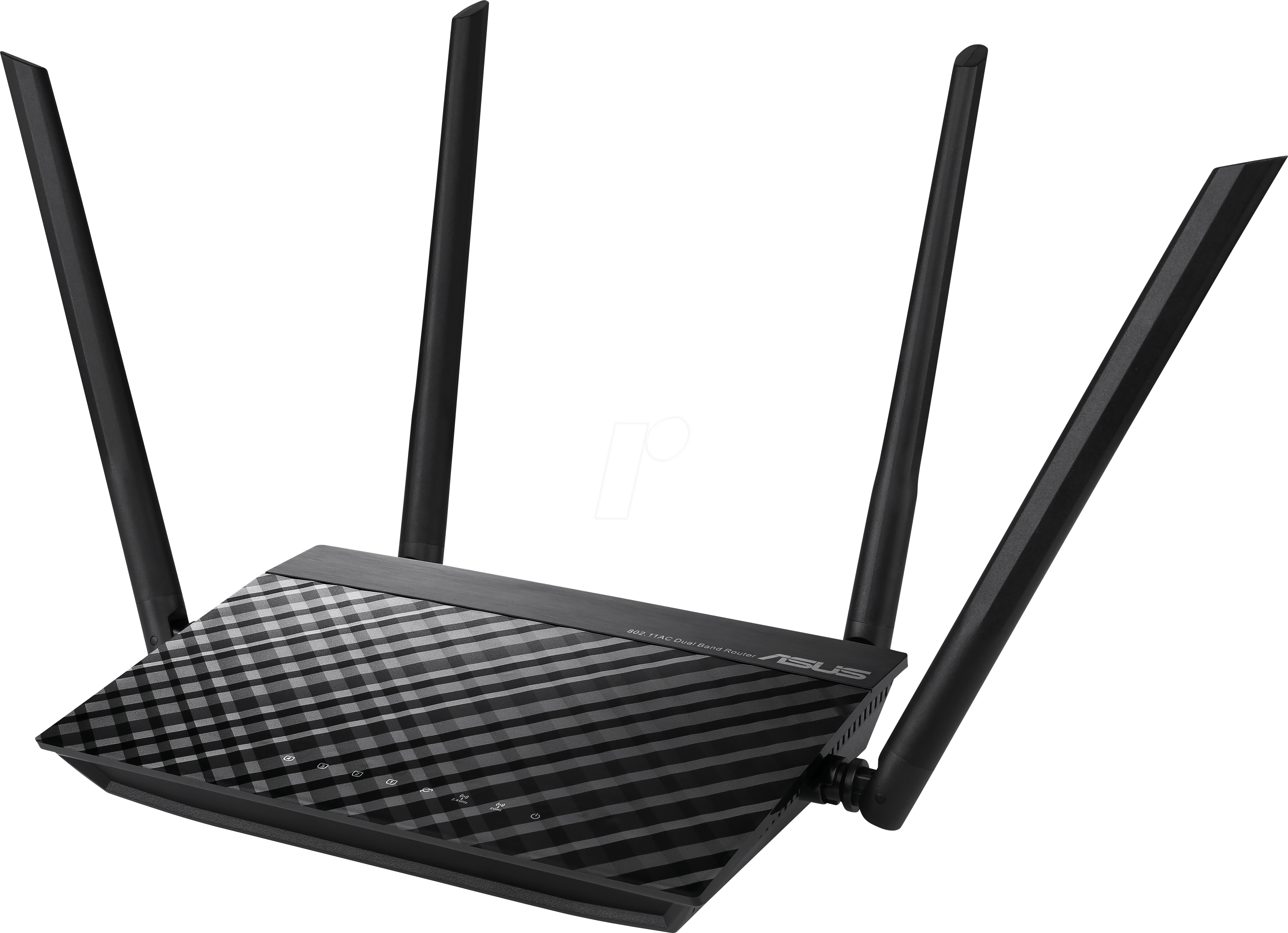 ASUS RT-AC51 WLAN Router 2.4 5 GHz 433 MBit s