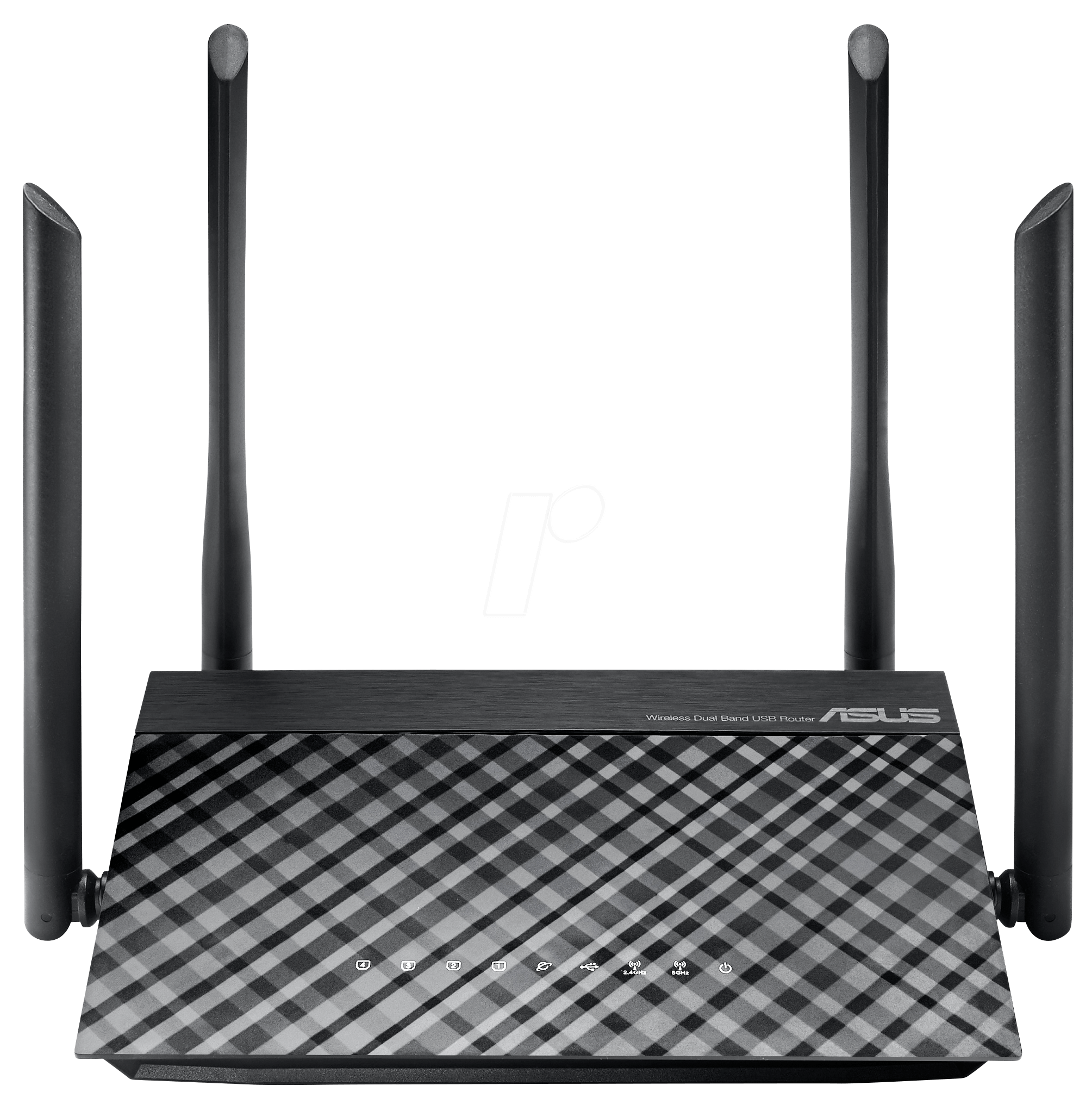 ASUS RT-AC1200G+ - AC1200 Dual-Band - Gigabit - Router