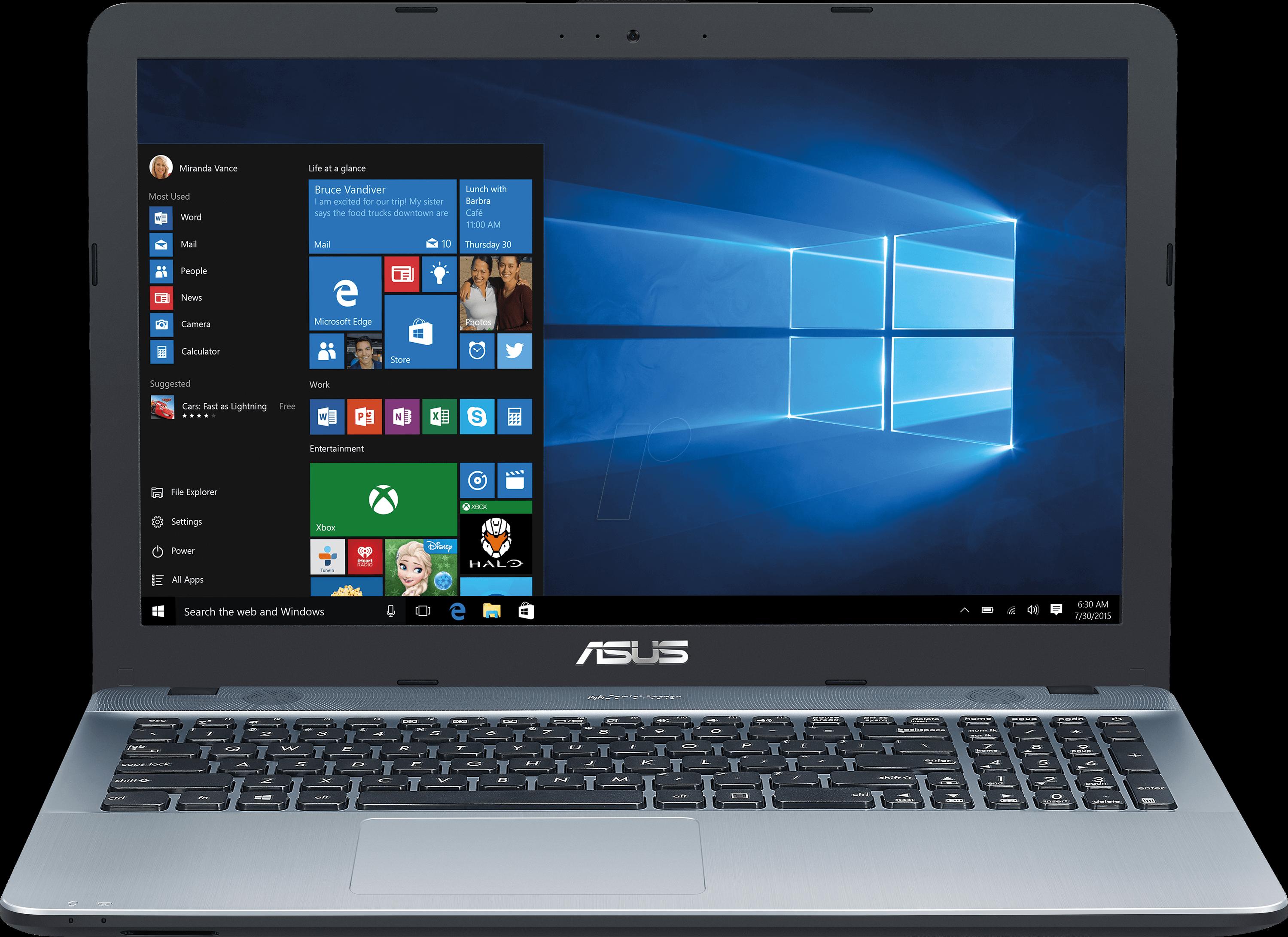 ASUS X541UA-GQ1T - Laptop, VIVOBOOK X541UA, Win...