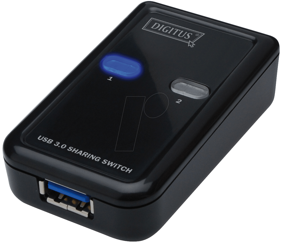DIGITUS DA-73300 - USB 3.0 Sharing Adapter, B S...