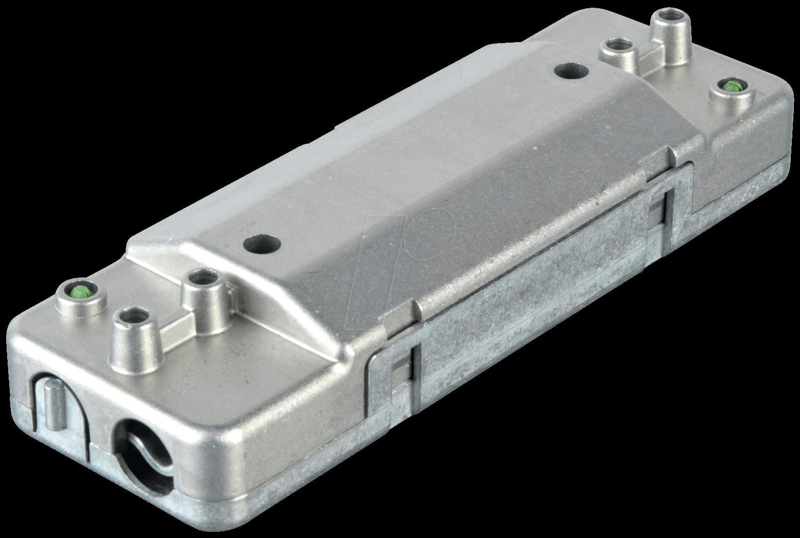 DAT 417531: Cat.7 Kabelverbinder, vollgesch. Metallgeh. IP20 bei ...