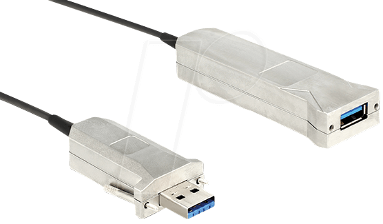 delock 83740 usb 3 0 kabel a stecker auf a buchse optisch 50 m bei reichelt elektronik. Black Bedroom Furniture Sets. Home Design Ideas