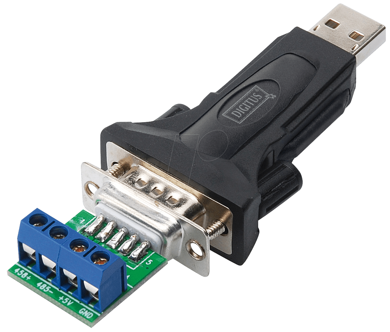 Digitus Da 70157 Usb 2 0 Gt Serial Rs485 Converter At