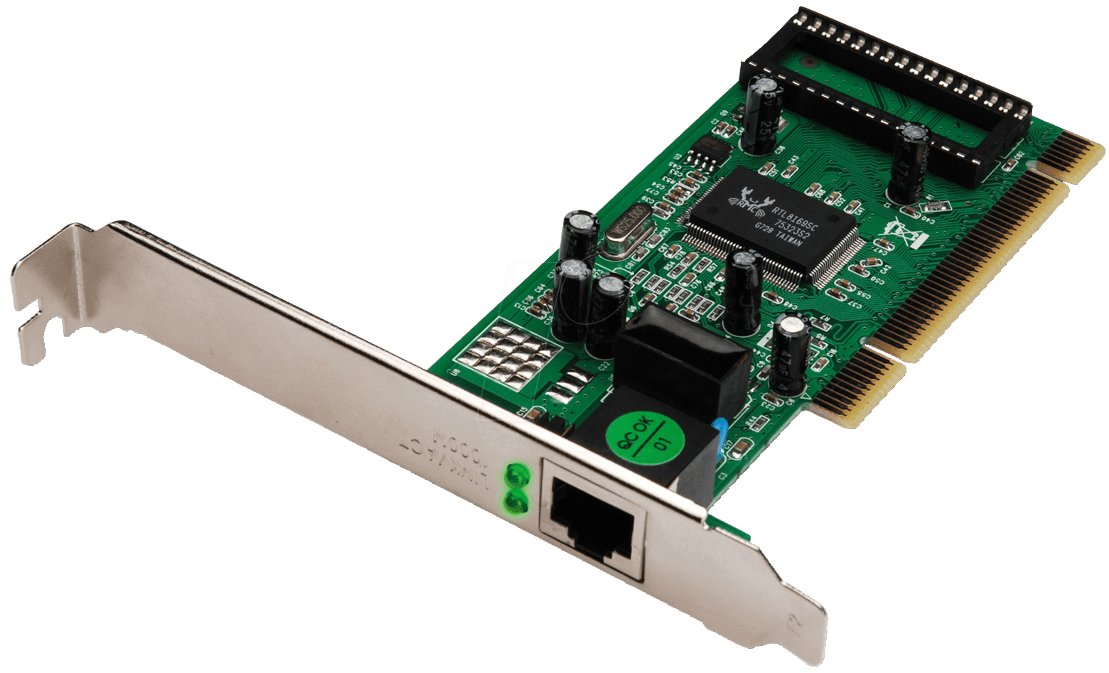 Digitus Dn 10110 Gigabit Ethernet Pci Network Interface