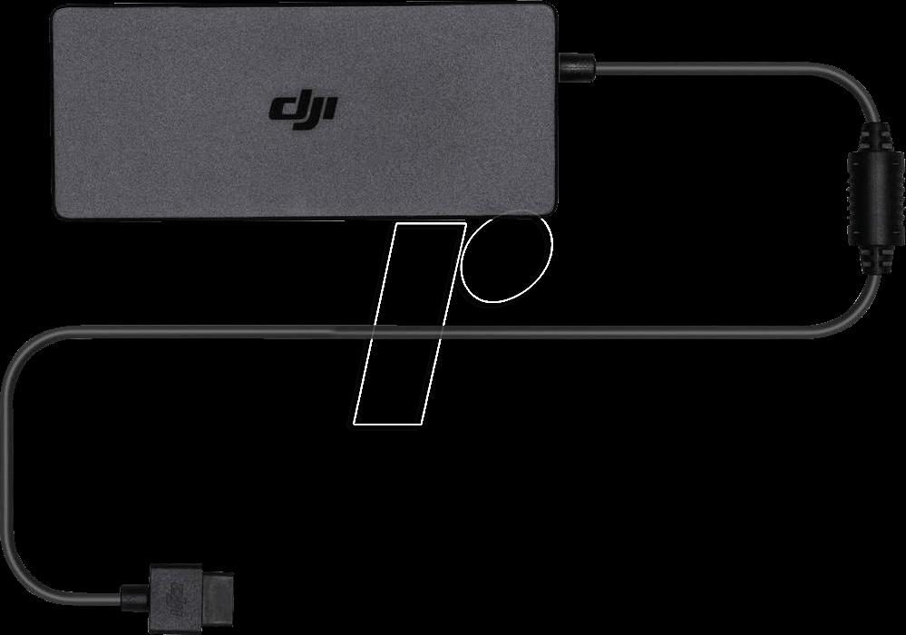 DJI 000868 - Quadrocopter, SPARK, Akkuladestation
