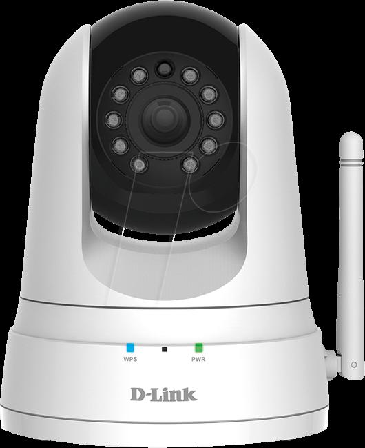DCS-5000L - Überwachungskamera, WLAN, innen