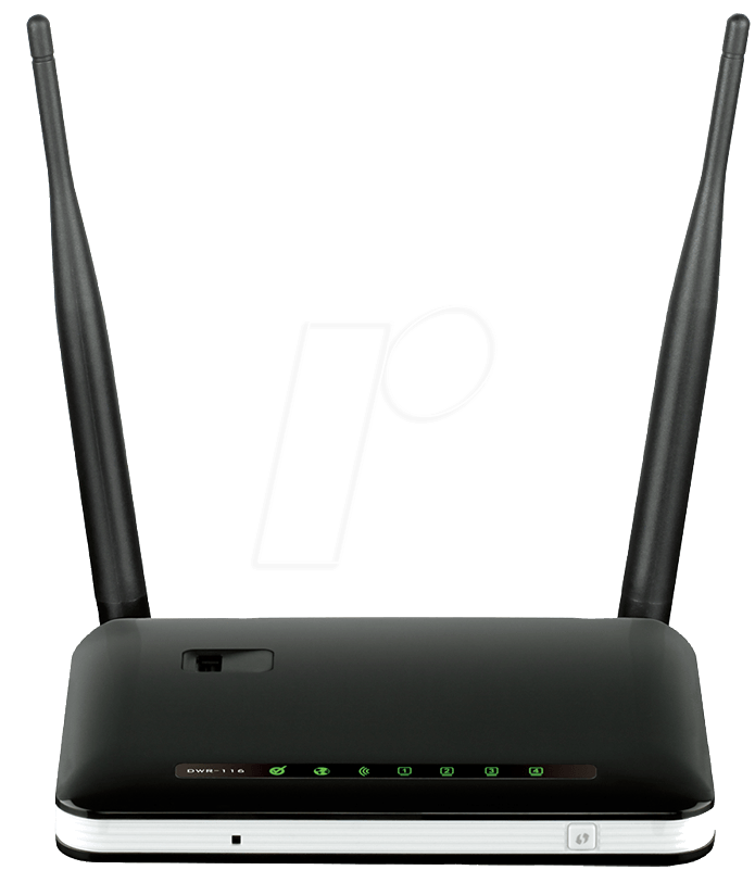 D-LINK DWR-116 - Wireless Router UMTS/LTE 300 M...