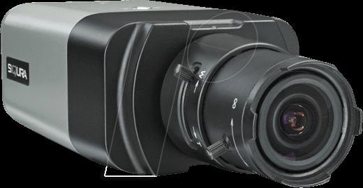 ECOP BC820-SFP - Überwachungskamera, IP, innen,...