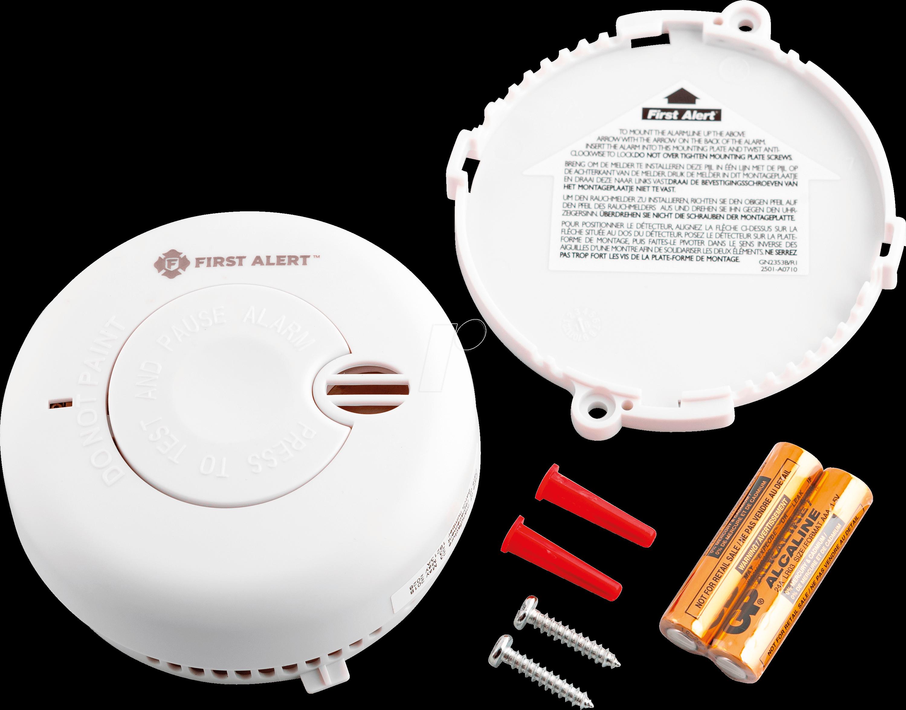 Rauchwarnmelder First Alert FA-SA-700BG