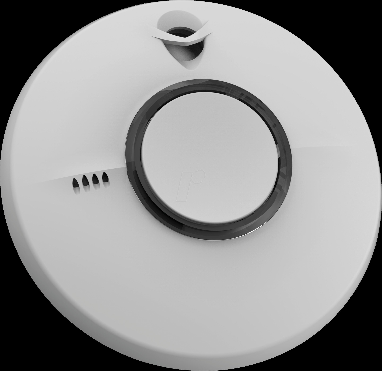 FIREANGEL ST-622 - Rauchmelder mit 10 Jahres-Batterie