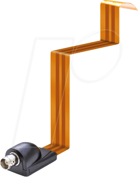 GC 8101-F26Q - BNC - Fensterdurchführung transparent 0,26m