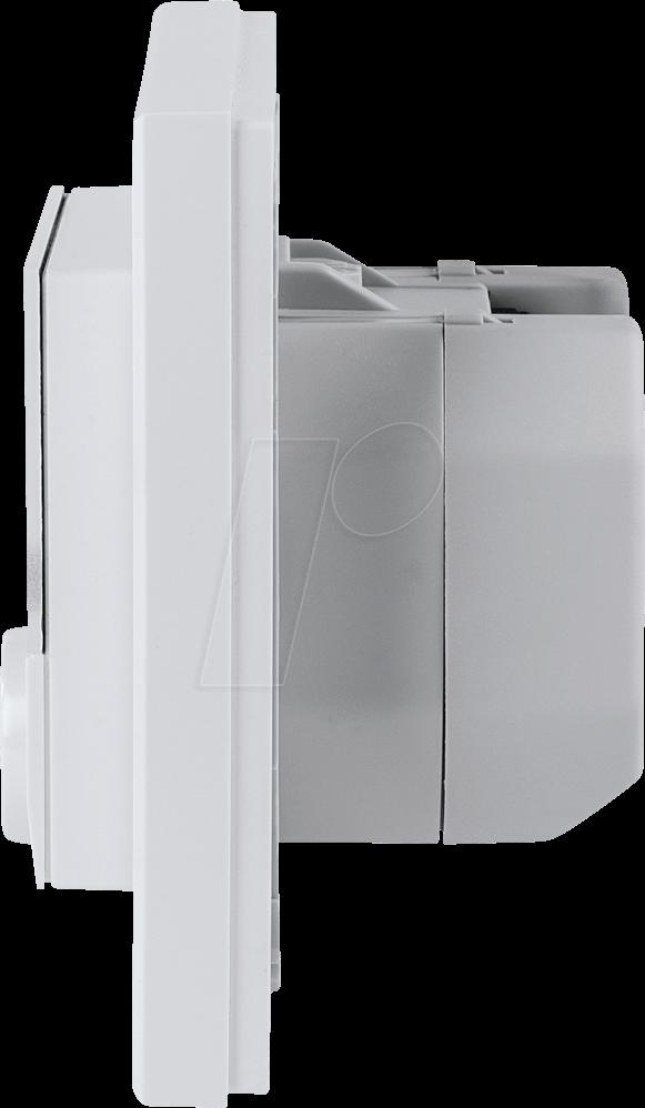 HMIP BWTH: Wandthermostat mit Schaltausgang bei reichelt elektronik
