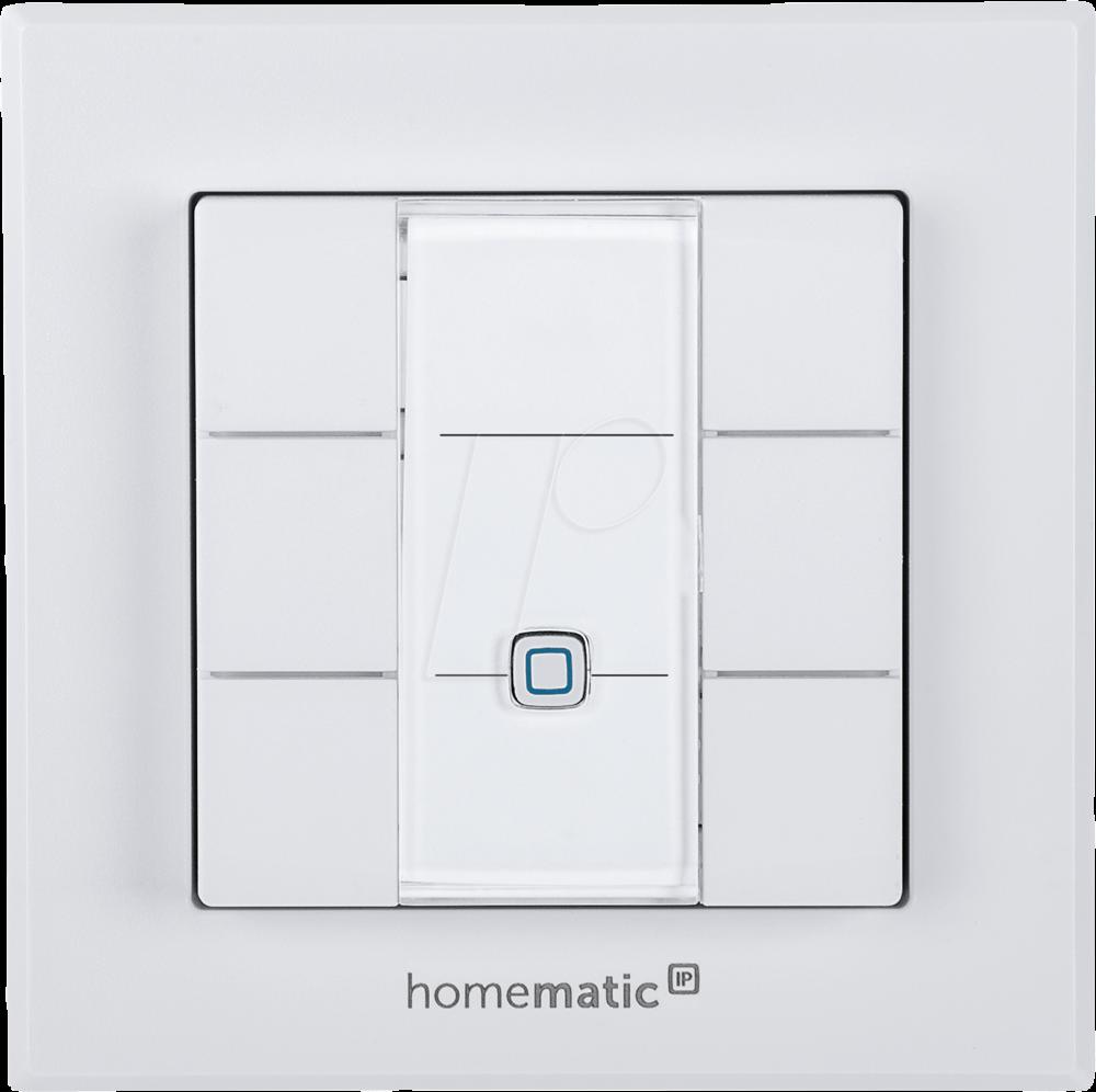 Homematic IP Interrupteur 142308A0