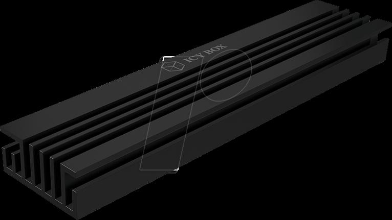 ICY IB-M2HS-100 - Kühlkörper für M.2 SSD 22110, Aluminium