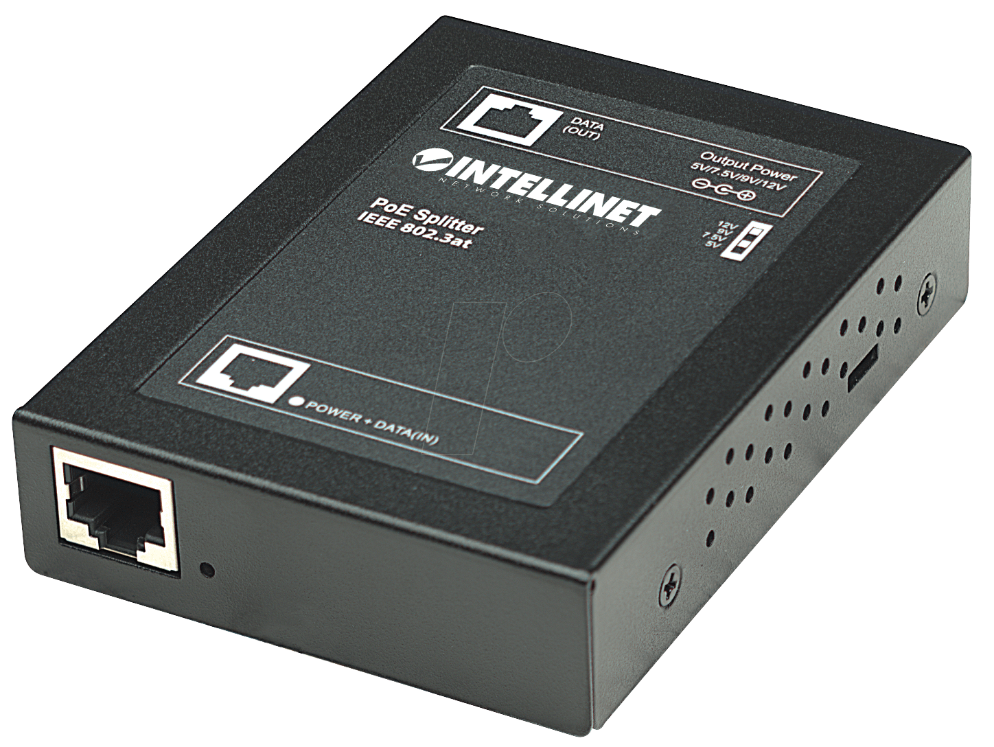 Int 560443 Power Over Ethernet Poe Splitter At Reichelt Elektronik Is A Technology That Allows Devices Such Intellinet